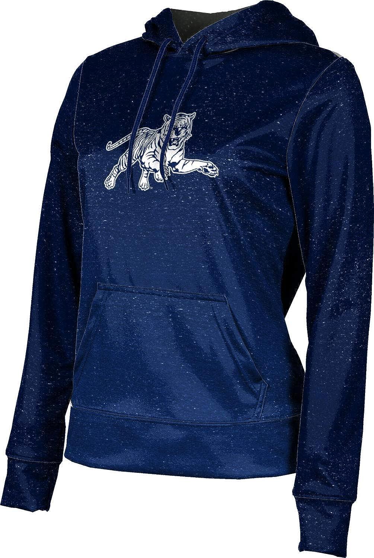 Jackson State University Girls' Pullover Hoodie, School Spirit Sweatshirt (Ombre)