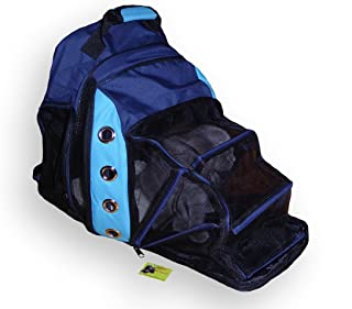 HDP Fashionable Ultimate Backpack Dog Carrier