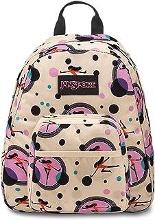 JanSport Incredibles Half Pint Mini Backpack - Incredibles Violet Dot