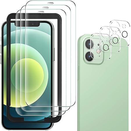 Gesma Schutzfolie Kompatibel Mit Iphone 12 Pro Max 3 Elektronik