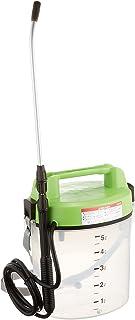 アイリスオーヤマ 噴霧器 除草剤 電池式 IR-N5000 グリーン/クリア