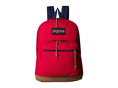 JanSport Right Pack (Red Tape) Backpack Bags