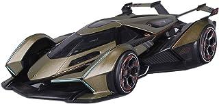 Food Lambo 1-18 V12 Vision Gran Turismo Diecast Model Car 31454 Gold