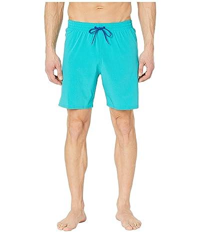 Nike 7 Essential Vital Volley Shorts (Oracle Aqua) Men