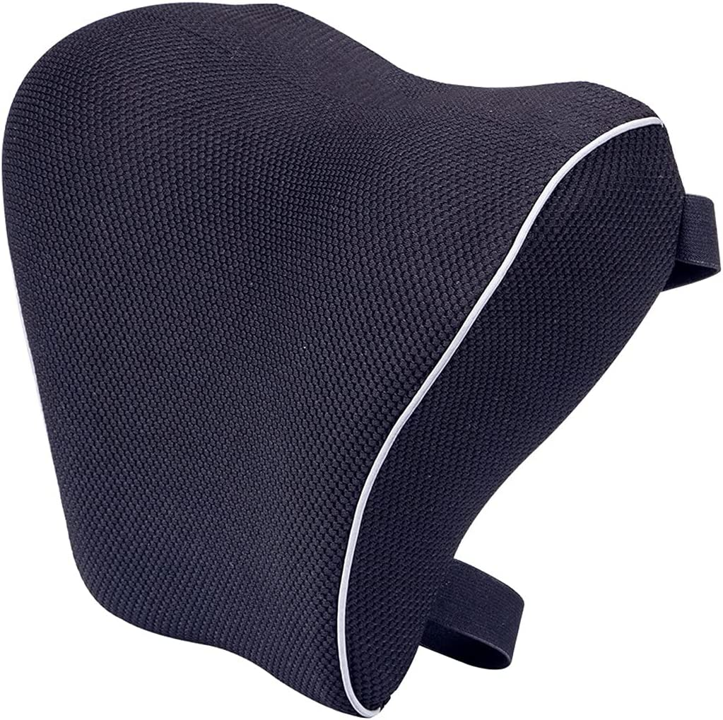 LAXH Car Seat Neck Price reduction Pillow Breathable Relax Auto Max 86% OFF Headrest