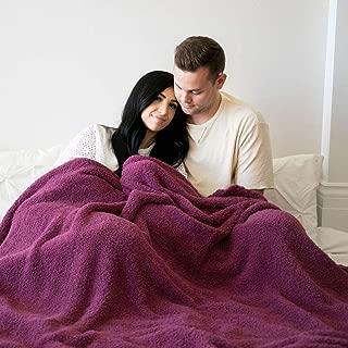 SARANONI Super Soft Bamboo Throw Blanket Decorative Extra Large Bamboni 60
