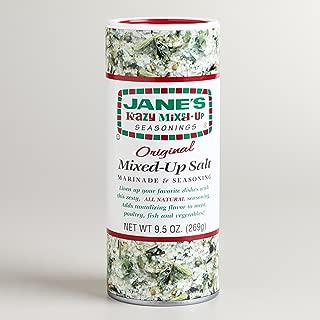 Jane's Krazy Mixed-Up Original Salt Blend - 9.5 oz