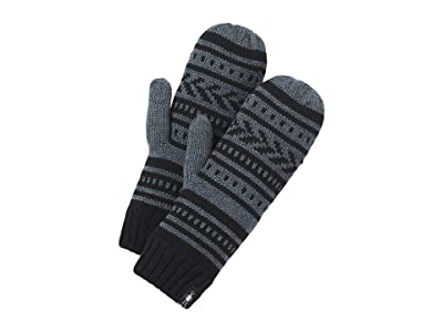 Smartwool Chair Lift Mitten (Black) Over-Mits Gloves