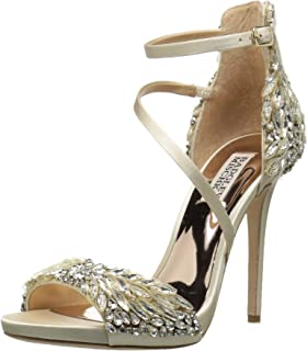 Badgley Mischka Women's Selena Heeled Sandal