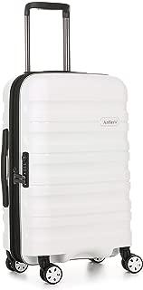 Antler 4227100019 Juno 2 4W Cabin Roller Case Carry-Ons (Hardside), White, 56 cm