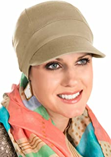 Classic Baseball Cap   Bamboo Viscose Cancer Headwear for Women