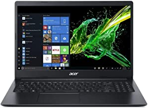"Acer Aspire 1 15.6"" Laptop Intel Celeron N4000 1.1GHz 4GB Ram 64GB Flash Win10HS (Renewed)"