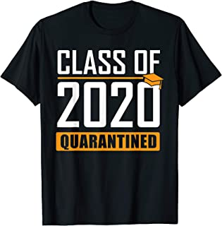 Graduation Senior Quarantine Gifts T-Shirt