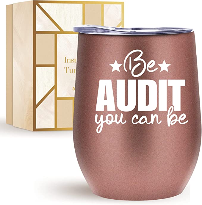 Accountant Auditor Gifts for Women, Inspriational Accounting Themed