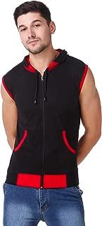 LIFEIDEA Men's Sleeveless Vest Round Neck