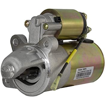 NEW STARTER FITS 2007 LINCOLN MKZ 3.5L V6 7H6T-11000-AE 7H6Z-11002-A M0T15671