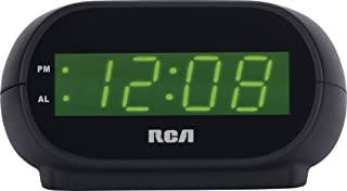 RCA Digital Alarm Clock with Night Light