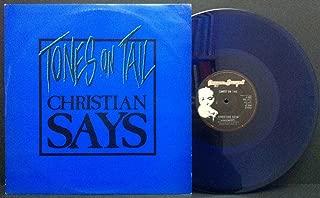 Christian Says/ Twist