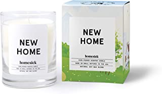 Homesick Mini Scented Candle (10 to 12 hr Burn Time) Home 1.5 oz New Home