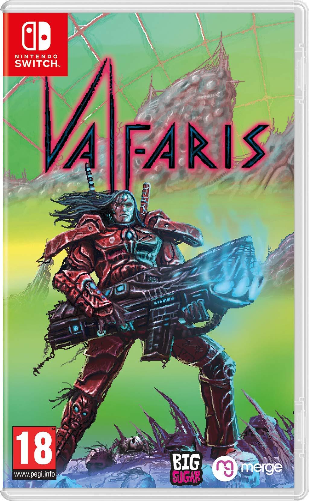 Valfaris - Nintendo Switch [Importación inglesa]: Amazon.es ...