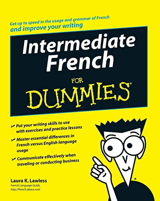 Intermediate French For Dummies®