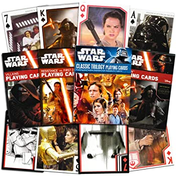 """STAR WARS /""""THE LADIES OF STAR WARS/"""" PLAYING CARDS W//55 PHOTOS NEW IN PACKAGE"""