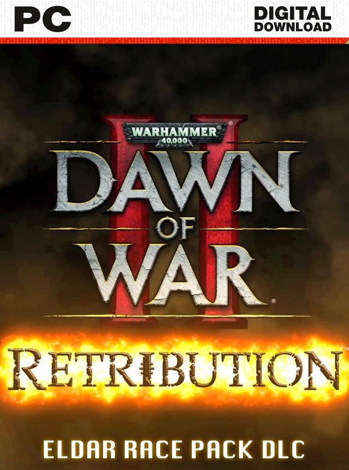 Warhammer 40,000 : Dawn of War II - Retribution - Eldar Race Pack DLC [Code Jeu PC - Steam]