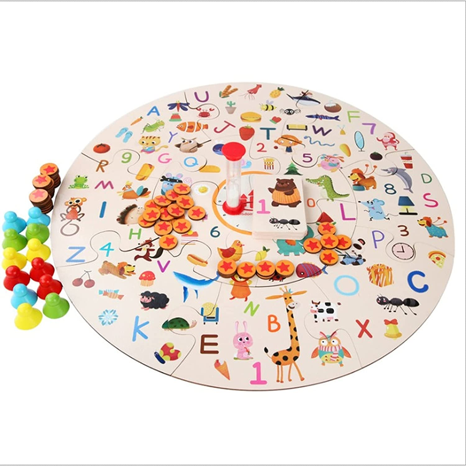 Parent-Child Picture Finding Game Special sale item Concentration Popular Toys to Improve