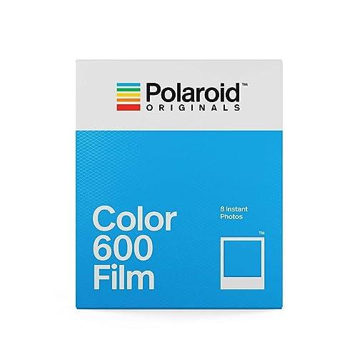 c3715c7b09 Polaroid Originals - 4670 - Sofortbildfilm Fabre fûr 600 und i-Type Kamera  - White