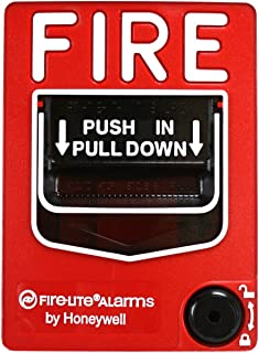 Bg-12 - Firelite Fire Alarm Pull Station (2 Pack)