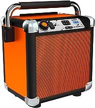 ION Audio Job Rocker Plus | Portable Heavy-Duty Jobsite Bluetooth Speaker System with..