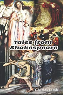 Tales from Shakespeare (illustrated edition): English children's book