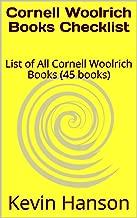 Cornell Woolrich Books Checklist: List of All Cornell Woolrich Books (45 books)