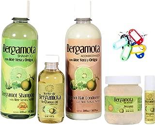 Best bergamota para caida cabello Reviews