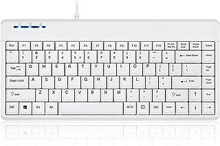 ペリックス PERIBOARD-409 有線 ミニ キーボード - 高級ピアノ塗装(黒)- 1.8mケーブル【正規保証品】 (英語配列 ホワイト)