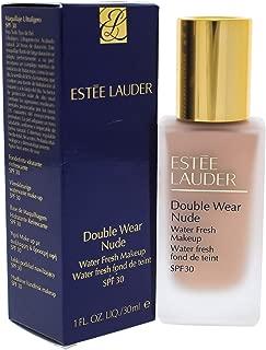 Estee Lauder Double Wear Nude Water Fresh Makeup Spf 30, 2c2 Pale Almond, 1 Ounce