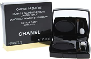 Chanel Shadow First Longwear Powder Eyeshadow - 26 Noir Satin, 2.2 g