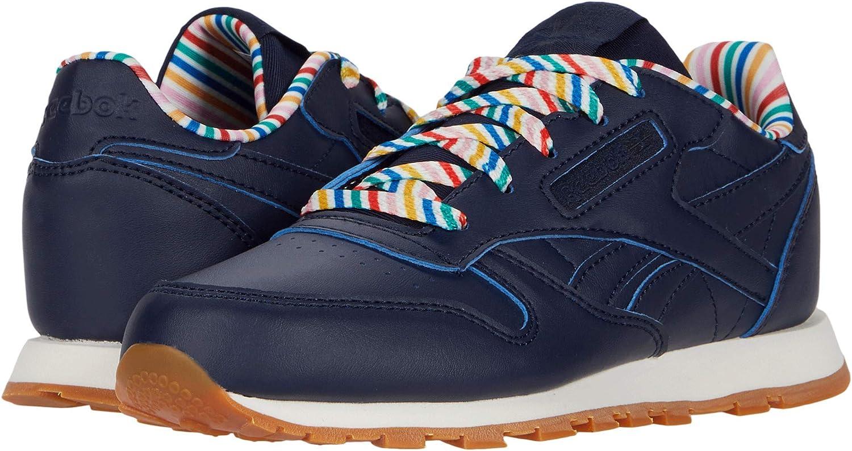 Reebok Unisex-Child Classic Sneaker Rapid rise Very popular! Leather