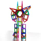 Magformers - Magnetic Construction, Geometric Shapes Brain Puzzles