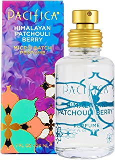 Pacifica Beauty Spray Perfume, Himalayan Patchouli Berry, 1 Fluid Ounce