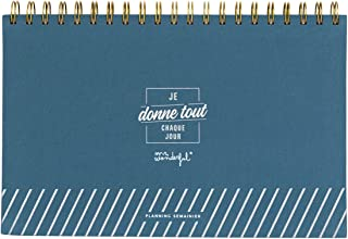 Week to View Planner - Je Give Every Day