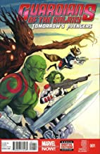 Guardians of the Galaxy: Tomorrow's Avengers (2nd Series) #1 VF/NM ; Marvel comic book