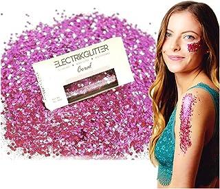 Eco Friendly Biodegradable Glitter Chunky Glitter for Festivals. Eco Friendly Body Glitter for Hair Glitter...
