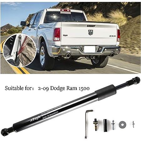 DZ43300 Bed EZ Down Truck Tailgate Assist Shocks Struts for Dodge Ram 1500 2500 3500 2002 2003 2004 2005 2006 2007 2008