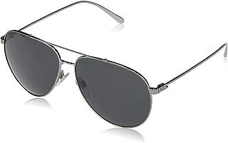 Ralph Lauren Men's Rl7068 Aviator Sunglasses