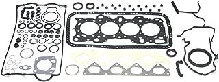 Yonaka Compatible with Honda Civic Acura Integra B16A B18C DOHC VTEC Head Gasket Set Kit