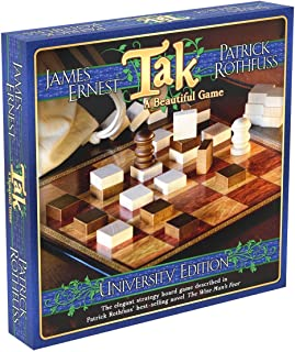 Cheapass Games CAG245 Tak A Beautiful Game University Edition Strategy Game