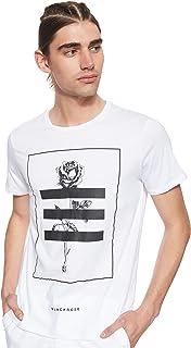 OVS Mens 191TSHALBI-442 T-Shirt