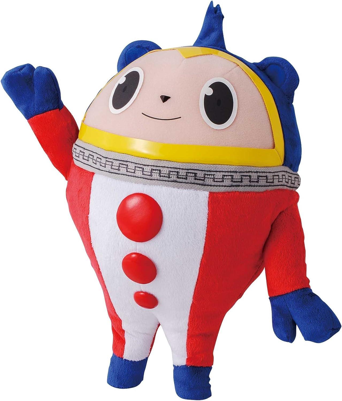 Megahouse - Persona 4 Stuffed Collection peluche Kuma 35 cm (japan import)