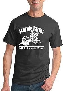 Schrute Farms | Mens Pop Culture Graphic T-Shirt